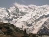 Face au Mont Blanc (8 juin 2014)