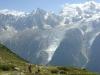 Massif du Mont-Blanc (4 septembre 2005)