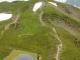 Sentier sur la crête (27 juillet 2004)