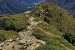 Sentier de la descente (21 septembre 2019)