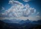 Nuage au-dessus du Mont Chauffé (4 septembre 2014)