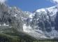 Aiguillle du Midi (cachée) à gauche