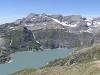 Panorama sur le Cheval Blanc, la Pointe de la Finive, le Tennerverge, la Pointe des Rosses, le Ruan et la Tour Sallière.