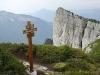 Arrivée au sommet (11 septembre 2004)