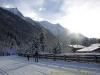 Aiguille du Midi et Dôme du Gouter