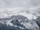 Vue sur le Mont Chéry (2 janvier 2019)