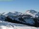 Le Massif de Praz-de-Lys Sommand au fond (Avril 2009)