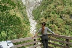 Point de vue sur la Cascade de la Boka (2 septembre 2018)