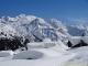 Magnifique vue sur le Mont Blanc (14 avril 2013)