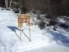 Départ de la piste (Mars 2008)
