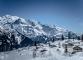 Chalets d'Ayères et Massif du Mont-Blanc (8 avril 2015)