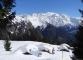 Belle vue sur le Massif du Mont-Blanc (14 avril 2013)