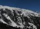 Panorama sur le massif de Pormenaz et le massif du Mont-Blanc. (Mars 2009)