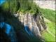 Cascade de la Sauffraz et de la Pleureuse
