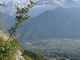 Mont Blanc dominant Sallanches (7 octobre 2004)