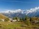 Magnifique panorama sur la Chaine du Mont-Blanc (28 septembre 2017)