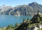 Lac d'Emosson et Bel Oiseau