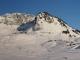 Pointe de Chavasse (25 décembre 2011)
