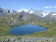 Grandes Jorasses et Lac Inférieur