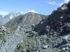 Sur le Chemin Supérieur en direction du Col des Chevaux