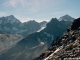 Vue sur le Weisshorn et le Besso depuis le Col du Pigne (29 juillet 2018)