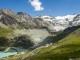 Lac de Châteaupré et Glacier de Moiry (29 juillet 2018)