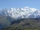 Massif du Mont-blanc (1er septembre 2006)