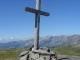 Croix au passage du col (1er septembre 2006)