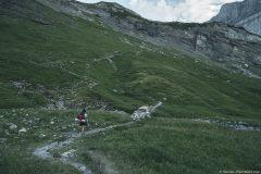 Chemin grimpant la Montagne d'Anterne (17 août 2019)