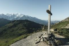 Croix au Col d'Anterne (18 août 2019)