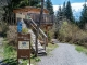 Bifurcation aux Cabanes du Mont Blanc (17 avril 2017)