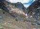 Chemin aux Chalets du Souay allant en direction du Lac de Pormenaz (17 avril 2017)