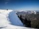 Vue sur la Pointe des Jottis et la Montagne d'Hirmentaz depuis la Crête des Rasses