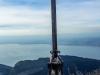 Croix non loin du sommet (3 septembre 2016). Merci à Yannig Le Louerec pour la photo !