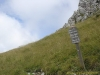 Bifurcation du col de Rebollion (1er mai 2006)