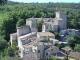 Le château d'Esparron de Verdon (5 juillet 2005)