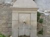 Le quartier des fontaines (5 juillet 2005)