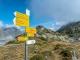 Suivre l'itinéraire Suisse Mobile 39 et la direction de Hohbalm (26 aout 2018)