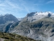 Vue sur le Grosses Fusshorn et le Geisshorn (26 aout 2018)