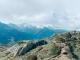 Vue sur les sommets du Valais (26 aout 2018)