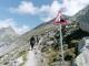 Suivre le sentier panoramique longeant le glacier (26 aout 2018)