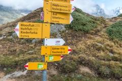 Suivre la direction Märjela (26 aout 2018)