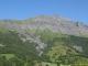 Vue sur le Mont Joly