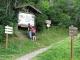 Départ au hameau du Cugnon