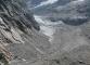 Glacier de Tré-La-Tête vu de plus bas