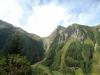 Vue sur le Col de Balme et la Croix de Fer (24 août 2013)