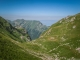 Vue sur le Col de Neuva et le Pic Boré (27 août 2016)