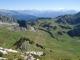 Panorama sur le Massif du Mont-Blanc (10 septembre 2011)