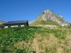 Ferme devant la Pointe de Chavasse (10 septembre 2011)