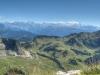 Massif du Mont-Blanc (10 septembre 2011)